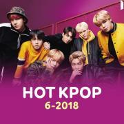 Download nhạc hot Nhạc Hàn Quốc Hot Tháng 06/2018 mới online