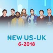 Nghe nhạc Nhạc Âu Mỹ Mới Tháng 06/2018 mới nhất