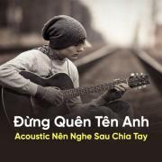Tải nhạc Đừng Quên Tên Anh - Acoustic Nên Nghe Sau Chia Tay Mp3
