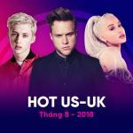 Download nhạc hot Nhạc Âu Mỹ Hot Tháng 08/2018 chất lượng cao