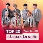 Tải bài hát online Top 20 Bài Hát Hàn Quốc Tuần 36/2018 Mp3 miễn phí