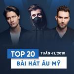 Tải nhạc Mp3 Top 20 Bài Hát Âu Mỹ Tuần 41/2018 hay nhất