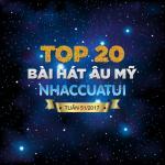Nghe nhạc online Top 20 Bài Hát Âu Mỹ NhacCuaTui Tuần 51/2017 chất lượng cao