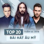 Tải nhạc mới Top 20 Bài Hát Âu Mỹ Tuần 44/2018 Mp3 miễn phí
