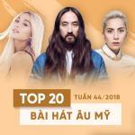 Download nhạc hay Top 20 Bài Hát Âu Mỹ Tuần 45/2018 online