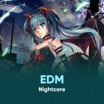 Nghe nhạc hay Tuyển Tập Nightcore EDM Hay Nhất Mp3 mới