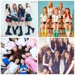Nghe nhạc hot Nhóm Tân Binh Nữ K-Pop Nổi Bật 2016 mới online