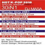 Tải bài hát hot HOT K-POP 2010 Special Mashup Part 1 hay online