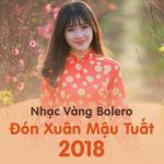 Nghe nhạc Nhạc Vàng Bolero Đón Xuân Mậu Tuất 2018 mới nhất