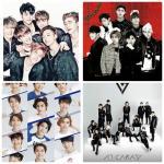 Tải nhạc online Nhóm Tân Binh Nam K-Pop Nổi Bật 2015-2016 về điện thoại