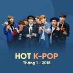 Tải nhạc mới Nhạc Hàn Quốc Hot Tháng 01/2018 hay nhất