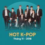 Tải nhạc hot Nhạc Hàn Quốc Hot Tháng 11/2018 mới
