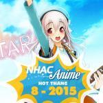 Tải nhạc mới Nhạc Anime Hot Tháng 8 Mp3