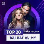 Download nhạc hay Top 20 Bài Hát Âu Mỹ Tuần 10/2019 Mp3 hot