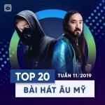 Download nhạc hay Top 20 Bài Hát Âu Mỹ Tuần 11/2019