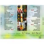 Tải bài hát Mp3 30 Năm... Về Thôi (CD 4) mới