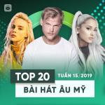 Nghe nhạc Mp3 Top 20 Bài Hát Âu Mỹ Tuần 15/2019 mới