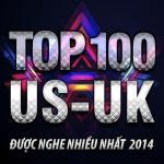 Download nhạc online Top 100 Ca Khúc US-UK Nghe Nhiều Nhất NhacCuaTui 2014