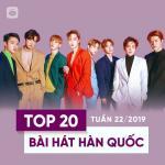 Download nhạc Mp3 Top 20 Bài Hát Hàn Quốc Tuần 22/2019 trực tuyến
