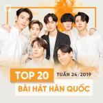 Nghe nhạc mới Top 20 Bài Hát Hàn Quốc Tuần 24/2019 Mp3 hot