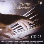 Download nhạc hay The Piano Collection (CD 25) trực tuyến