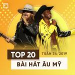 Download nhạc mới Top 20 Bài Hát Âu Mỹ Tuần 34/2019 Mp3 miễn phí