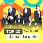 Tải bài hát mới Top 20 Bài Hát Hàn Quốc Tuần 34/2019 Mp3 online