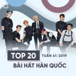 Tải nhạc mới Top 20 Bài Hát Hàn Quốc Tuần 41/2019 về điện thoại