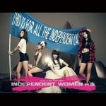 Tải nhạc Mp3 Independent Women Pt.III (The 5th Project Mini Album) online