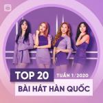 Tải nhạc hay Top 20 Bài Hát Hàn Quốc Tuần 01/2020 hot