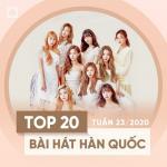 Nghe nhạc mới Top 20 Bài Hát Hàn Quốc Tuần 23/2020 Mp3 miễn phí