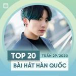 Nghe nhạc Top 20 Bài Hát Hàn Quốc Tuần 29/2020 Mp3 hot