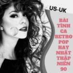 Tải nhạc hot Bài Tình Ca Retro Pop Hay Nhất Thập Niên 90 mới online