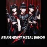Download nhạc mới Asian Heavy Metal Bands về điện thoại