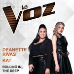 Nghe nhạc mới Rolling In The Deep (La Voz) (Single) hot