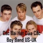 Download nhạc mới Các Bài Hát Của Các Boy Band US-UK Mp3 hot
