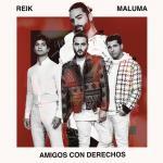 Nghe nhạc hot Amigos Con Derechos Mp3 online