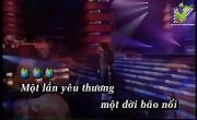 Tải nhạc hình mới Cuối Cùng Cho Một Tình Yêu (Karaoke) trực tuyến