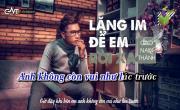Tải nhạc Mp4 Lặng Im Để Em Rời Xa (Karaoke) hot