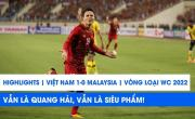 Tải nhạc hình Highlights Việt Nam 1-0 Malaysia - Quang Hải Lập Siêu Phẩm Hạ Gục Đối Thủ (Vòng Loại Worldcup 2022) mới nhất